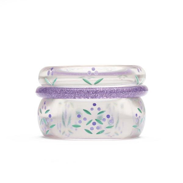 Wisteria Set Of 3 Bangles