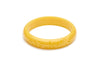 Midi Marigold Fakelite Duchess Bangle