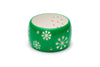 Garland Green Extra Wide Atomic Snowflake Duchess Bangle
