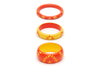 Sunset and Sunrise Set of 3 Maiden Bangles
