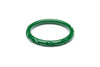 Narrow Forest Heavy Carve Fakelite Bangle