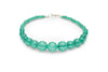 New Narrow Green Lagoon Glitter Duchess Bangle