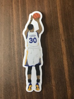 Steph Curry Sticker