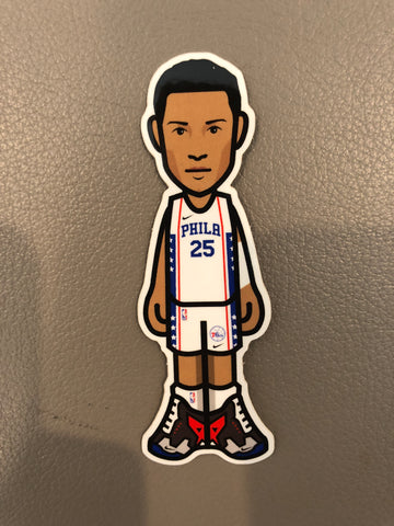 Ben Simmons Sticker