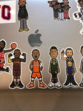 Giannis Sticker