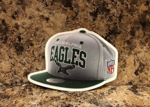 Eagles Cap Sticker
