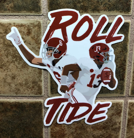 Roll Tide Sticker