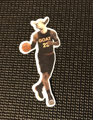 GOAT Sticker
