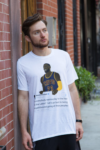 LBJ/KD Tweet T-Shirt