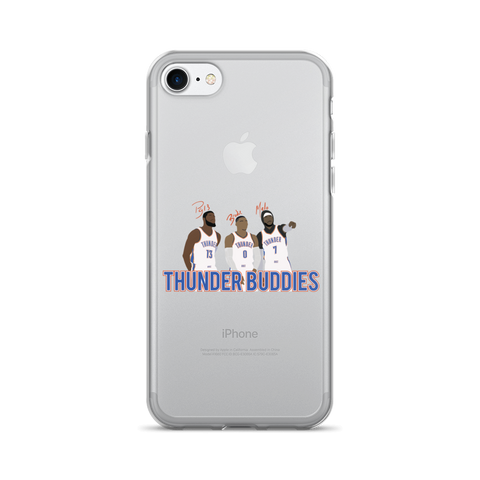 Thunder Buddies iPhone 7/7 Plus Case