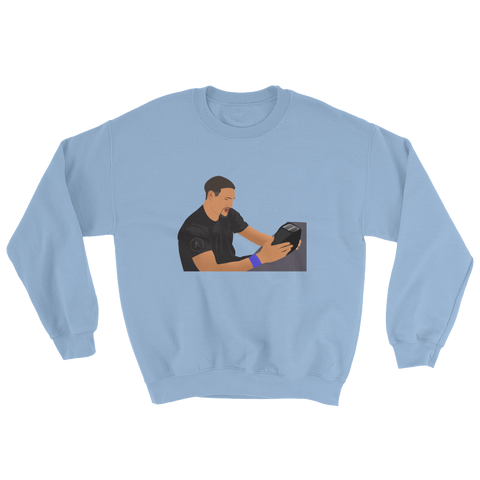Undefeated Toaster Sweatshirt