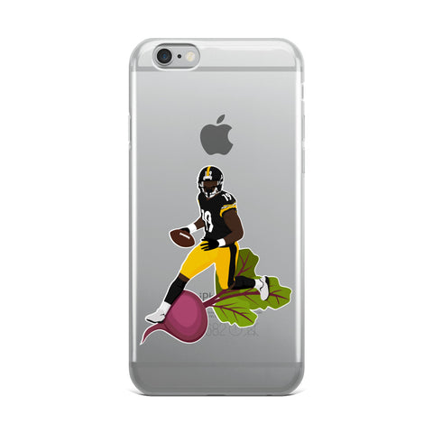 Juju On The Beet! iPhone Case