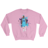 Stinger Paint Sweatshirt