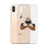 Throw up the X! - iPhone Case