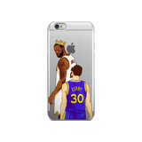 King James iPhone 5/5s/Se, 6/6s, 6/6s Plus Case