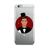 The Magician iPhone 5/5s/Se, 6/6s, 6/6s Plus Case