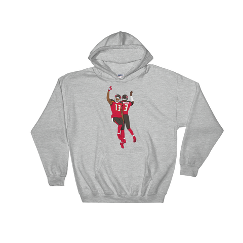 Jameis + Mike Hooded Sweatshirt