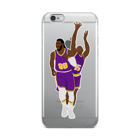 BOSSMANN JR & BOSSMANN SR. iPhone Case