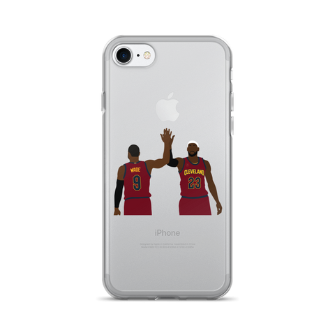 Cleveland Bros iPhone 7/7 Plus Case