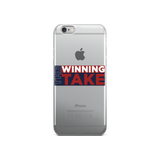 The Winning Take iPhone 5/5s/Se, 6/6s, 6/6s Plus Case
