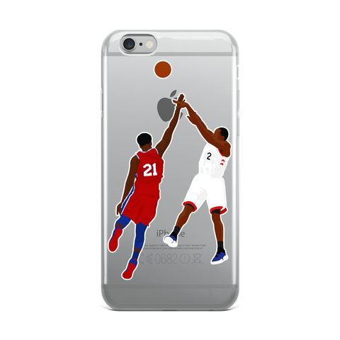 Kawhi Game Winner iPhone Case