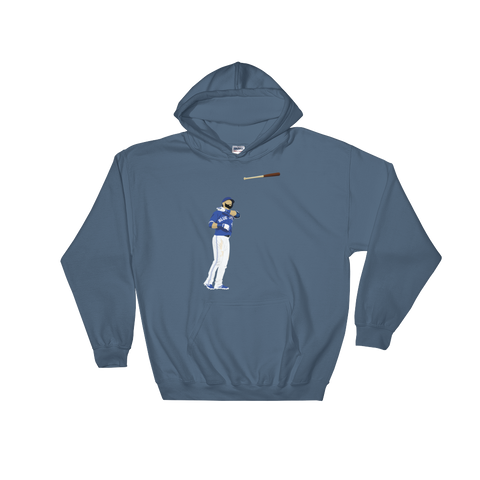 Bat Flip Hooded Sweatshirt