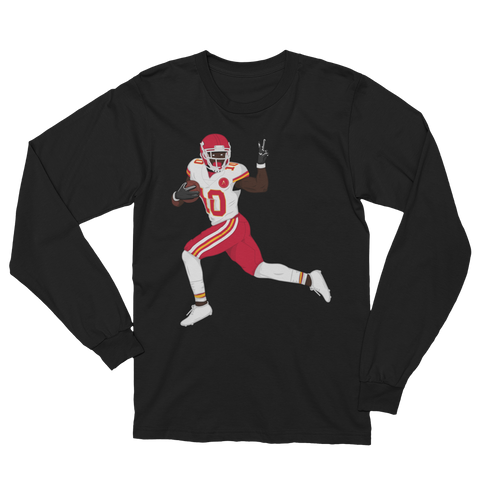 Tyreek Pce Long Sleeve T-Shirt