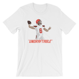 Baker Mayfield Undraftable - Short-Sleeve Unisex T-Shirt