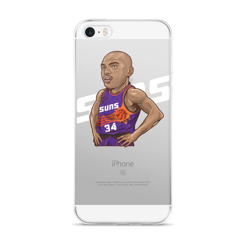 CharlesB Cartoon iPhone 5/5s/Se, 6/6s, 6/6s Plus Case
