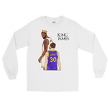 King James Long Sleeve T-Shirt