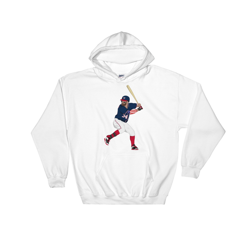 USA 34 Hooded Sweatshirt