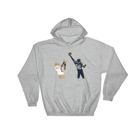 Sherman Tip Hooded Sweatshirt