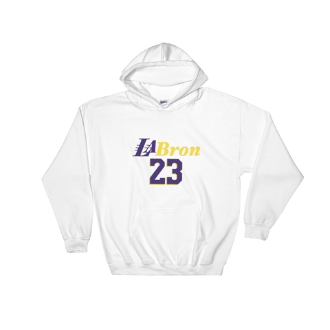 La Bron - Hooded Sweatshirt
