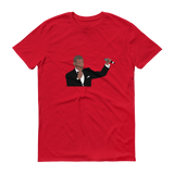Mic Drop Short sleeve t-shirt