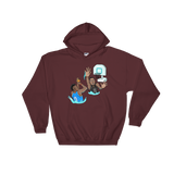 Pool Hoops Hooded Sweatshirt