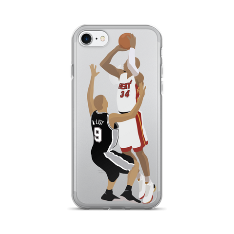 Jesus Shuttlesworth iPhone 7/7 Plus Case