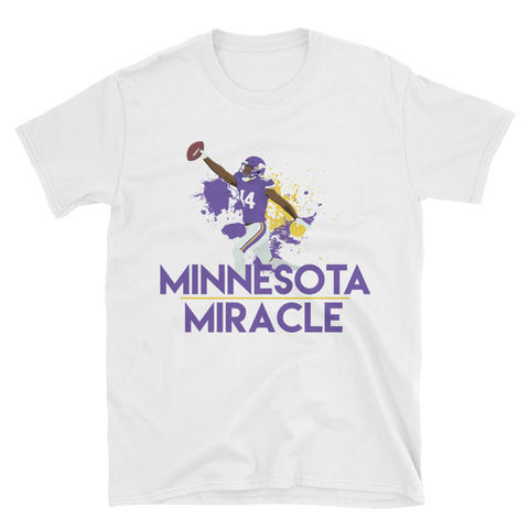 Minnesota Miracle Short-Sleeve Unisex T-Shirt