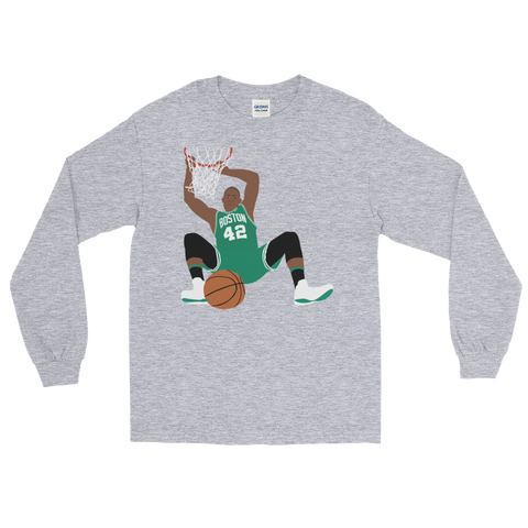 Al Dunk Long Sleeve T-Shirt