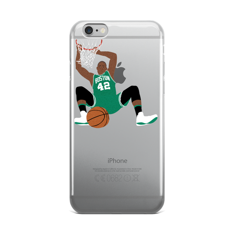 Al Dunk iPhone 5/5s/Se, 6/6s, 6/6s Plus Case