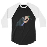 Logic 3/4 sleeve raglan shirt
