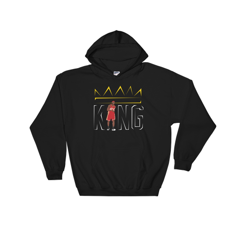 Throwback King Hooded Sweatshirt