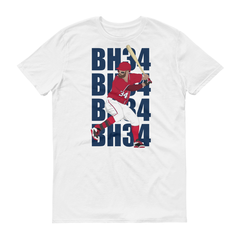 BH34 Short sleeve t-shirt