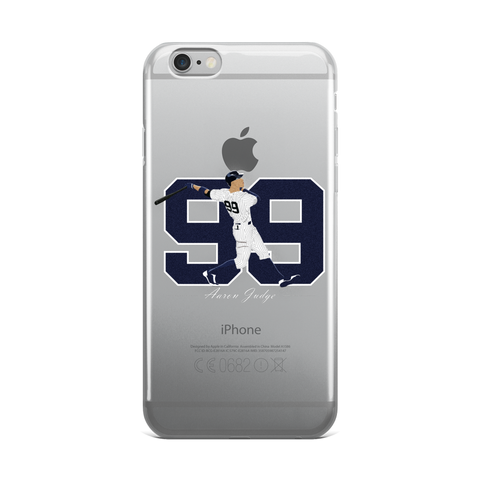 The Future of Baseball iPhone 5/5s/Se, 6/6s, 6/6s Plus Case