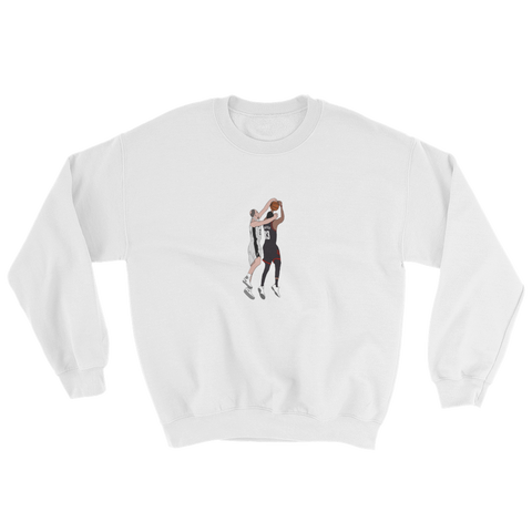 Bald Block Sweatshirt