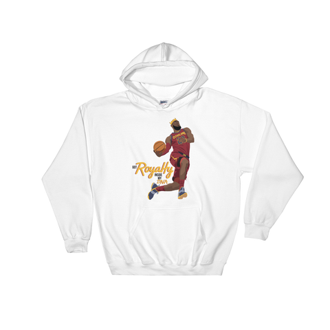 Royalty Hooded Sweatshirt
