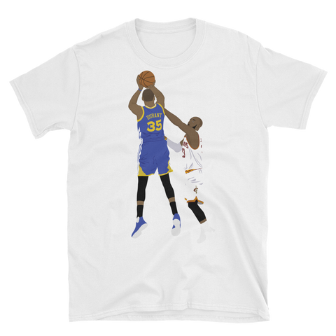 KD over Bron T-Shirt