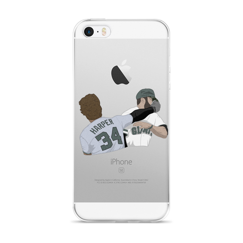Punched on Memorial Day iPhone 5/5s/Se, 6/6s, 6/6s Plus Case