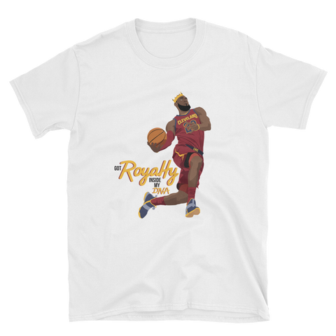 Royalty Short-Sleeve Unisex T-Shirt