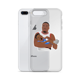 Dame's Baby iPhone Case