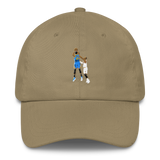 KD over Bron Dad Cap
